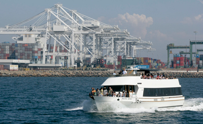 Long Beach Port Boat Tour