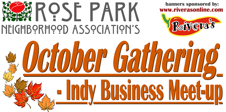 October Gathering - Indy Business Meetup