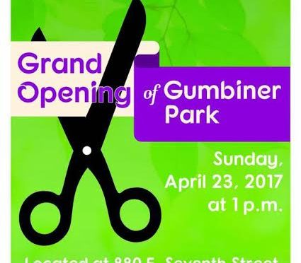 Sunday at Museum Triangle – Gumbiner Park Opens!