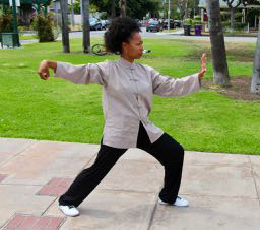 Tai Chi/Art Happening in Rose Park Saturday June 17