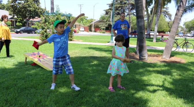 The Picnic – Annual Sunday in the Park July 22nd, Rose Park