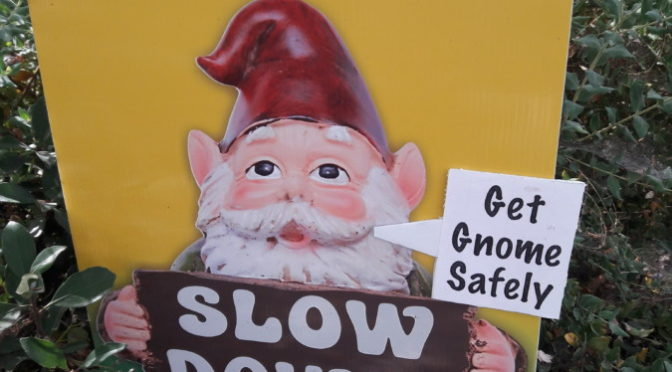 Gnome Speaks